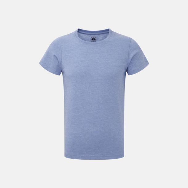 Blue Marl (pojke) Barn t-shirts i u- och v-hals med reklamtryck