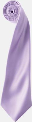 Lilac Slipsar i supermånga färger