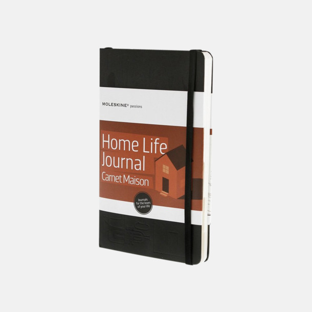 Home Life Journal Anteckningsböcker i massor av olika entusiastteman
