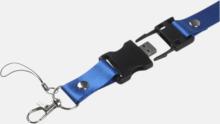 USB Logoband med eget reklamtryck