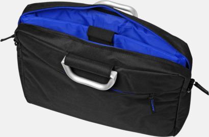 Laptopväskor med bärhandtag i aluminium - med reklamtryck