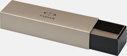 Pakers Jotter-penna i stål med reklamtryck