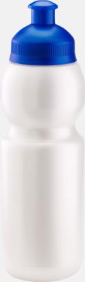 Pärlemovit (300 ml) Bulb-vattenflaskor i 4 storlekar med digitaltryck