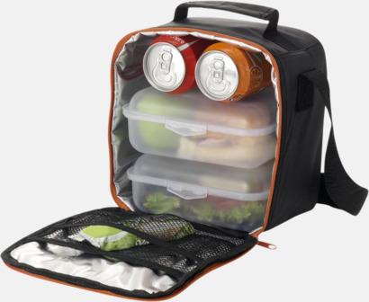 Kompakt kylväska med matlådor - med reklamtryck