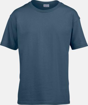 Indigo Blue Billiga t-shirts med reklamtryck