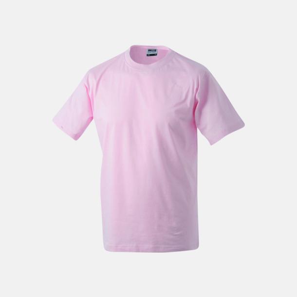 Rose Barn t-shirtar av kvalitetsbomull med eget tryck