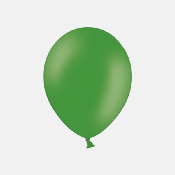Leaf Green 011 (PMS 370) Ballonger med tryck