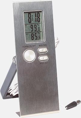 Silver Termometer med egen gravyr