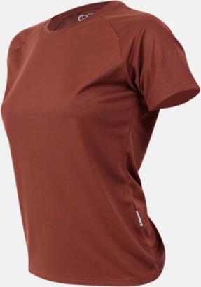 Choco Sport t-shirts i många färger - med reklamtryck