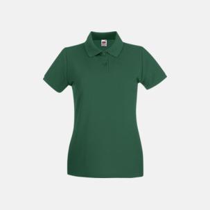 Premium pikétröjor i herr- & dammodell med reklamtryck