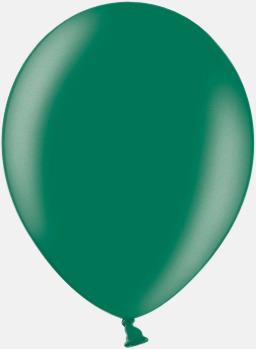 068 Oxford Green Ballonger i unika färger med eget tryck