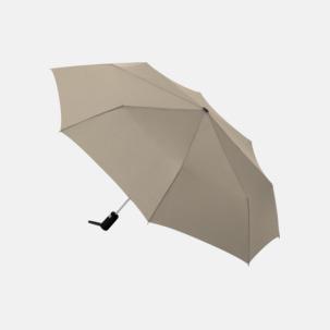 Kompaktparaplyer med automatisk uppfällning - med reklamtryck