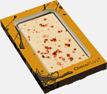 Chili Lyxiga chokladkakor i många smaker med reklamtryck