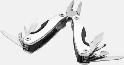 Silver Små och billiga multiverktyg med reklamtryck