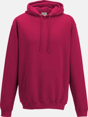 Lipstick Pink Billiga collegetröjor i unisexmodell - med tryck