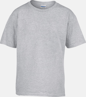 Sport Grey (heather) Billiga t-shirts med reklamtryck