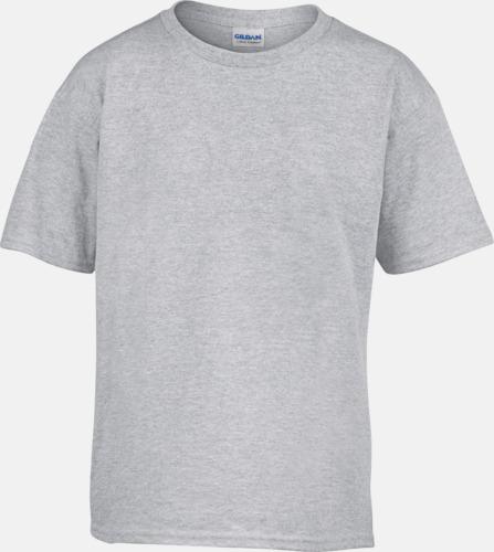 Sport Grey (heather) Billiga t-shirts med reklamtryck