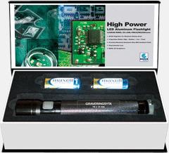 5 watt-ficklampor från Ellipse med reklamlogo