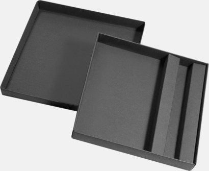 Giftbox (se tillval) Moleskines mindre anteckningsböcker med linjerade eller rutade sidor - med reklamtryck