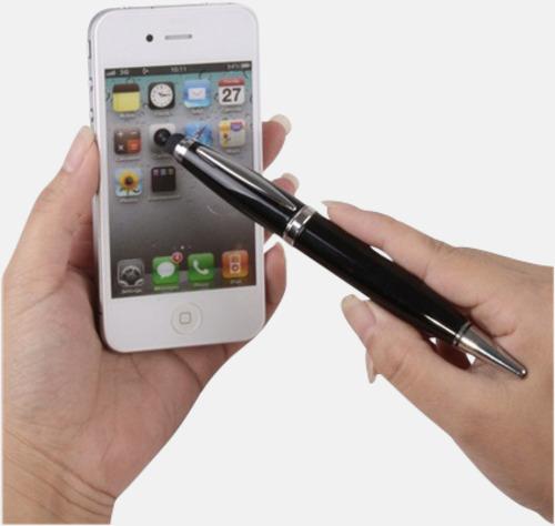 Touch penna med USB-minne - med reklamtryck