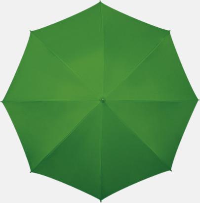 Grön Winchester - Paraplyer med tryck