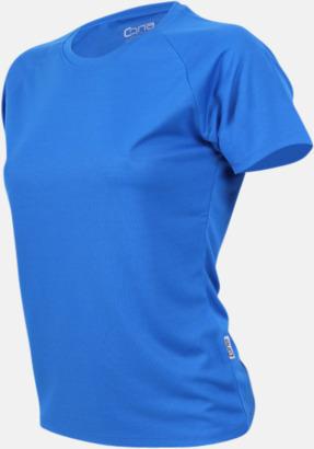 Royal blue Sport t-shirts i många färger - med reklamtryck