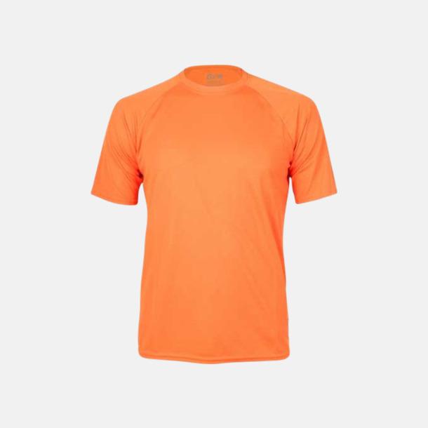 Orange Funktioner i alla tänkbara färger - med reklamtryck