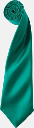 Emerald Slipsar i supermånga färger
