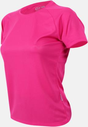 Magenta Sport t-shirts i många färger - med reklamtryck