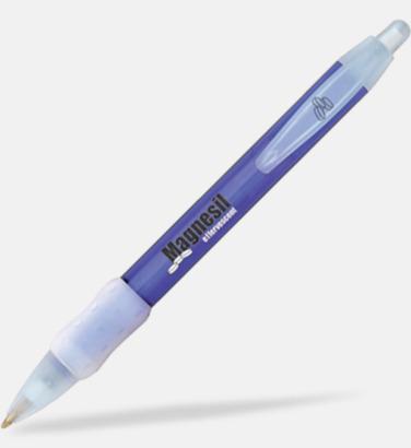 Blå Bic kontorspennor med eget tryck