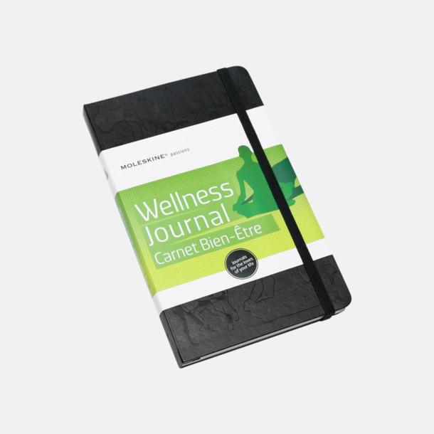 Wellness Journal Anteckningsböcker i massor av olika entusiastteman