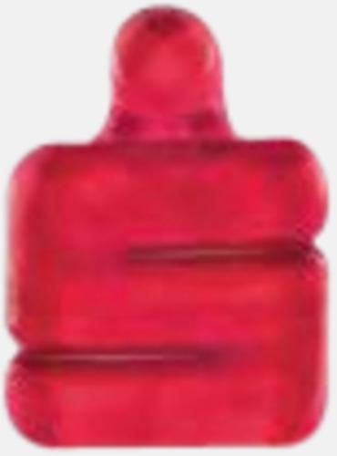 Spar-S Fruktgelé i flow-pack med reklamtryck