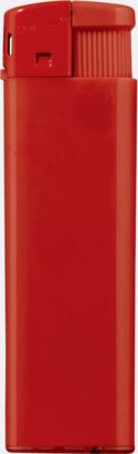 Röd Tändare med reklamtryck