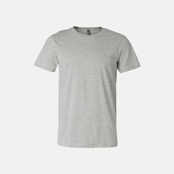 Athletic Heather T-shirts för herr och dam - med reklamtryck