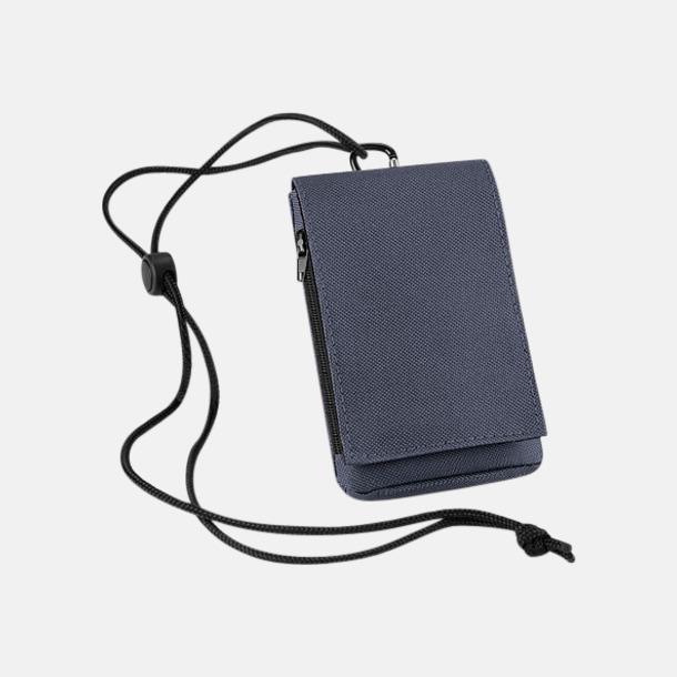 Graphite Grey Mobilfodral & plånbok med reklamlogo