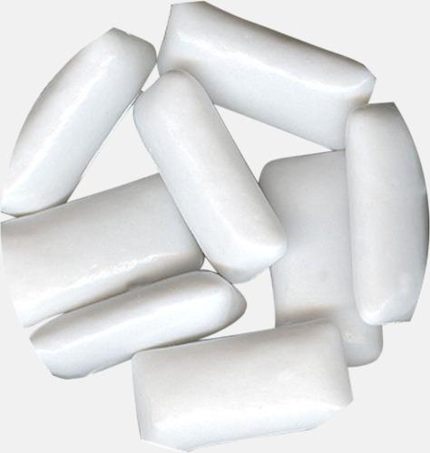 Tuggummi Ovala mintdosor med reklamtryck