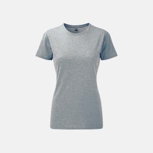 Färgstarka t-shirts i herr- och dammodell med reklamtryck