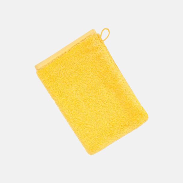 Honey (22 x 16 cm) Mjuka bomullshanddukar i 5 storlekar med reklambrodyr
