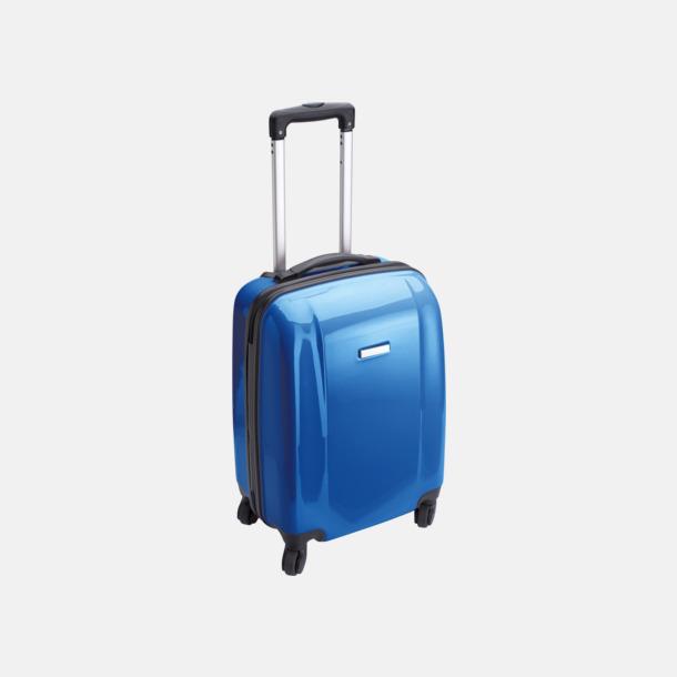 Cobalt Blue 4-hjuls trolley med reklamtryck