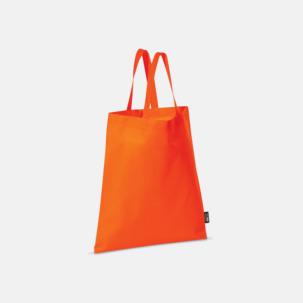 Billiga kassar med korta eller långa handtag - med reklamtryck