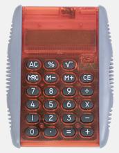 Push Miniräknare