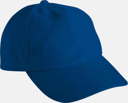 Marinblå Klassisk keps med egen brodyr