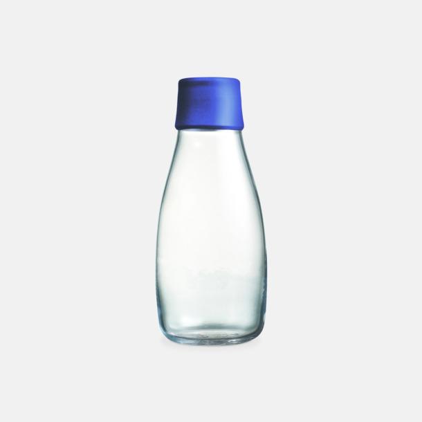 Mörkblå Retap Flaska 50 cl med reklamtryck