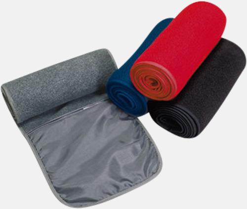 Halsduk med praktisk ficka - med reklamtryck