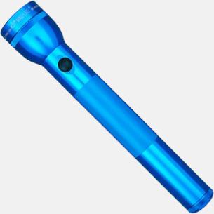 Blå Maglite LED 3D med gravyr