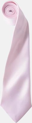 Rosa Slipsar i supermånga färger