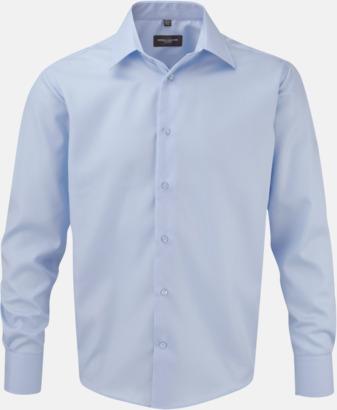 Bright sky (långärmad) Strykfri businessskjorta