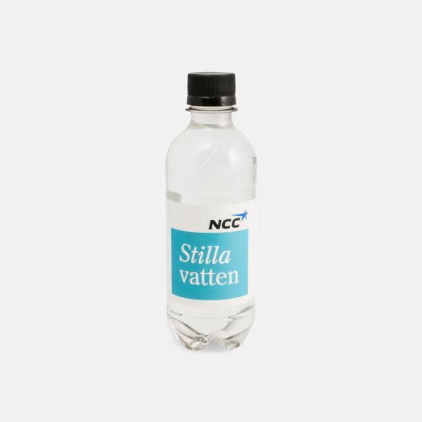 Standard etikett (svart kork) Vatten med egen etikett