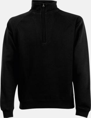 Svart Sweatshirt med tryck