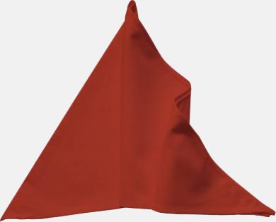 Terracotta Tåliga scarfs med reklamlogo